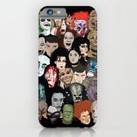 Halloween Gumbo iPhone 6 Slim Case