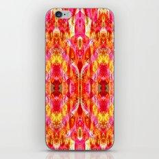 Cabsink16DesignerPatternLIS iPhone & iPod Skin