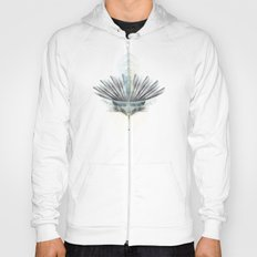 The Feathered Tribe Abstract / II Hoody