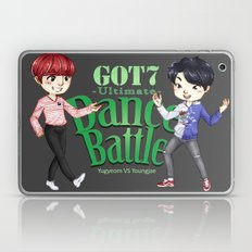Yugjae Dance Battle Laptop & iPad Skin