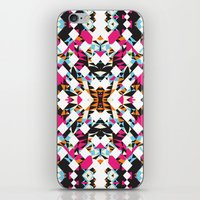 The Invisible Tiger iPhone & iPod Skin
