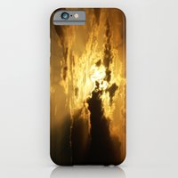 iPhone & iPod Case featuring Ocean Sunset by Fairlady