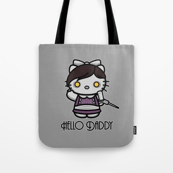 Hello Daddy Tote Bag