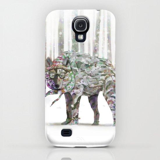 Winter Wonder Dog iPhone & iPod Case