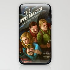 The PuppetMaster iPhone & iPod Skin