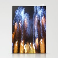 Ghosts Of Architecture Stationery Cards
