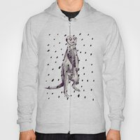 Meerkat In The Rain Hoody
