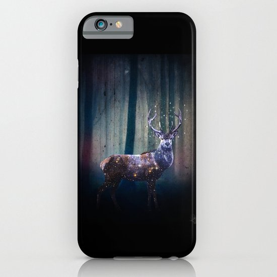 Deep In The Woods iPhone & iPod Case