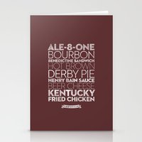 Louisville — Deliciou… Stationery Cards