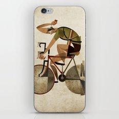 maino55 iPhone & iPod Skin