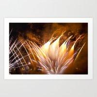 Efflorescence 6 Art Print