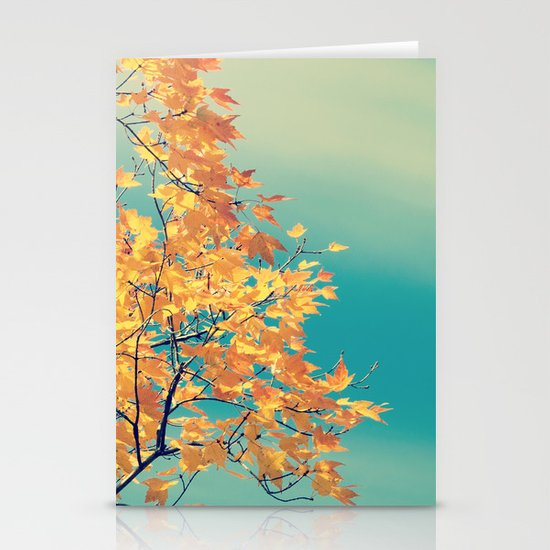 It's a Leaf Thing 1 Stationery Card
