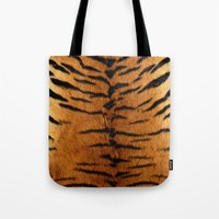 Haute Tiger Tote Bag