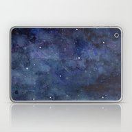 Night Sky Stars Galaxy |… Laptop & iPad Skin