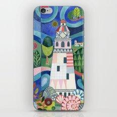 Island Lighthouse iPhone & iPod Skin