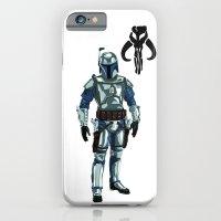 Jango Fett iPhone 6 Slim Case