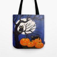 Halloween-3 Tote Bag