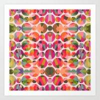 Mix #603 Art Print