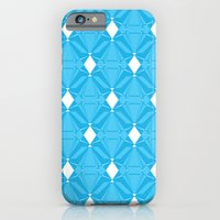 Abstract [BLUE] Emeralds iPhone 6 Slim Case