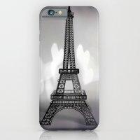 La Ville De L'amour iPhone 6 Slim Case