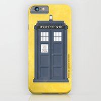 9th Doctor - DOCTOR WHO iPhone 6 Slim Case