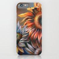 3 Sunflowers iPhone 6 Slim Case