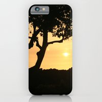 iPhone & iPod Case featuring Kona Sunset by Amything Goes