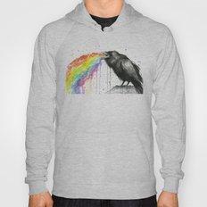 Raven Tastes the Rainbow Hoody