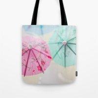 Vacation Colors Tote Bag