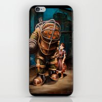 Bioshock iPhone & iPod Skin