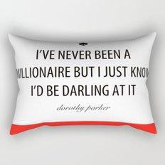 Kate Spade - Millionaire Rectangular Pillow