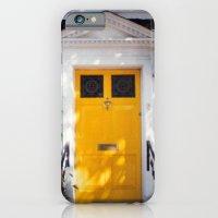 The Perfect Yellow Door iPhone 6 Slim Case