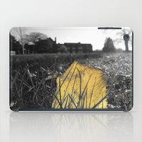 Golden Leaf  iPad Case
