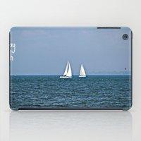 Sail Away With Me iPad Case