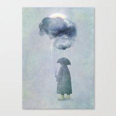 The Cloud Seller Canvas Print