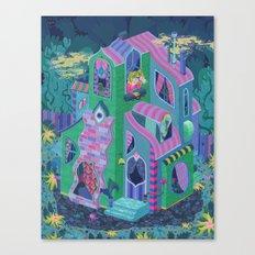 Ambrose's House Canvas Print