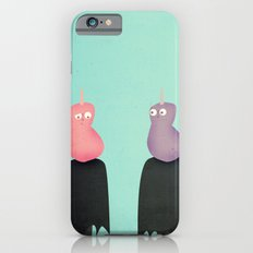 I Wish We Were The Same Color iPhone 6 Slim Case
