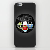 The Beastie Droids iPhone & iPod Skin