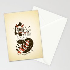 Vieni con Me Stationery Cards