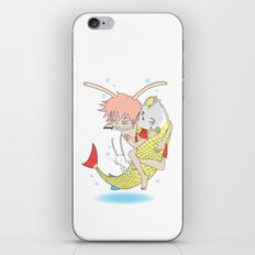 安寧 HELLO - FISHING EP003 iPhone & iPod Skin