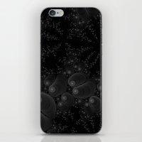 Through Darkness iPhone & iPod Skin