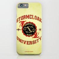 Stormcloak University(Skyrim) iPhone 6 Slim Case