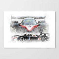 Peugeot 908 Canvas Print