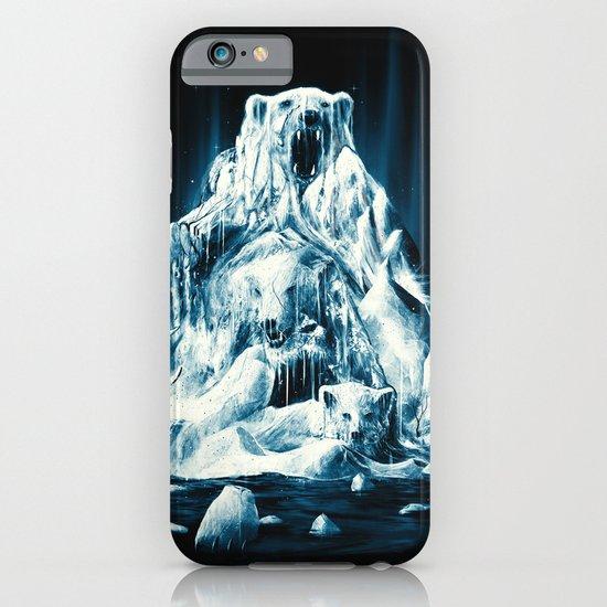 Melting Icebears iPhone & iPod Case