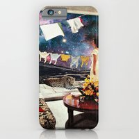 iPhone Cases featuring Room with an Almost View by Eugenia Loli