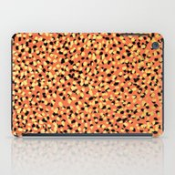 Saulo - Gold Glitter Foi… iPad Case