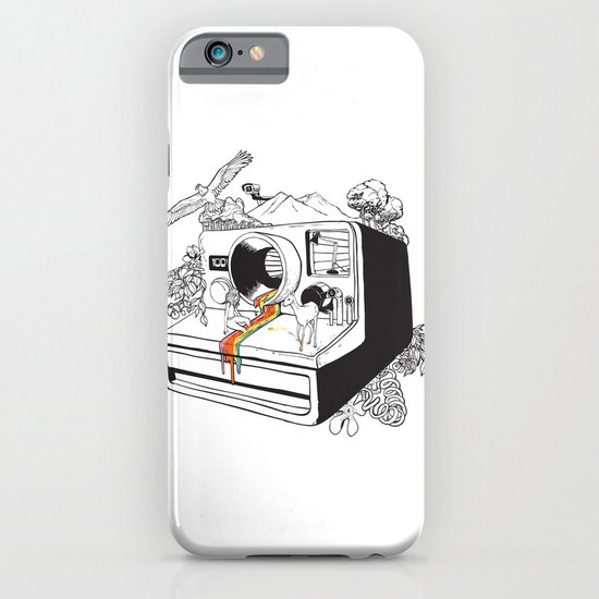 Captured Nostalgia iPhone & iPod Case