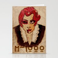 M-1000 Stationery Cards