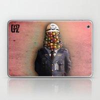 CHAPA CHOCLO (policemen) Laptop & iPad Skin
