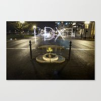Portland, OR: Home Of Th… Canvas Print